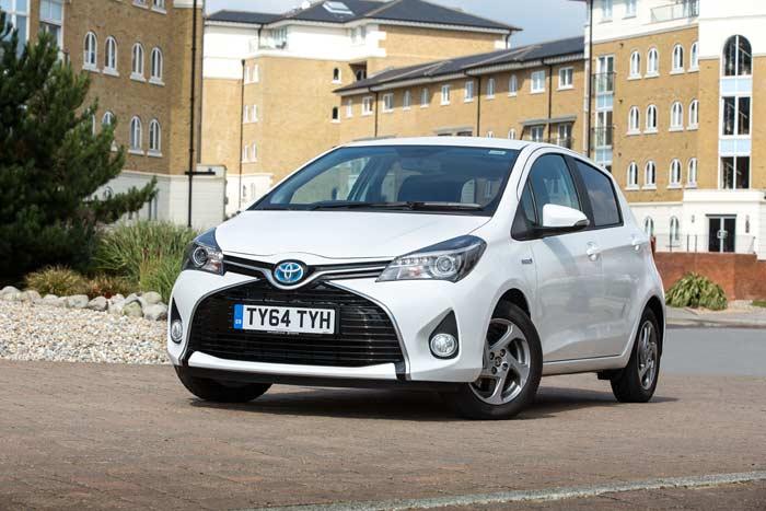Toyota On Motability