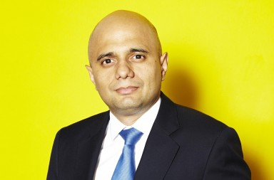 Sajid Javid MP, London, Britain - 10 Sep 2013