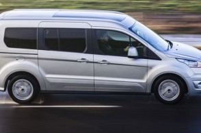 an image of the Ford Tourneo Connect