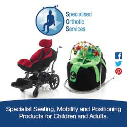 Specialist seating, mobility and positioning products.