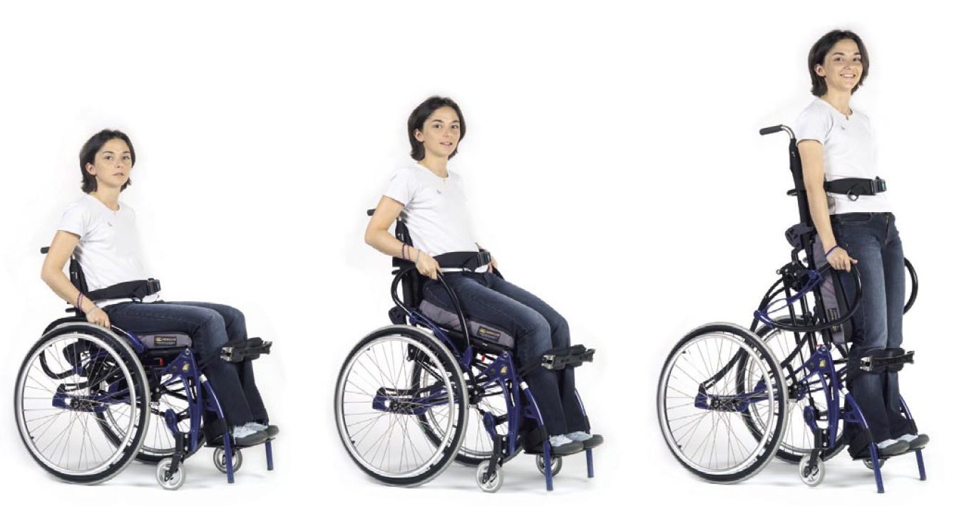 Cyclone Mobility To Bring Back Lifestand Standing Wheelchairs