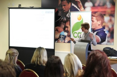 Care Roadshows - Jilly Polson from Dementia Services Development Centre