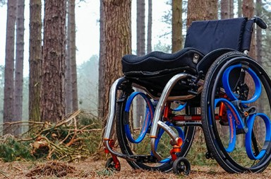 Loopwheels - Able Magazine Best in Show - Naidex 2015