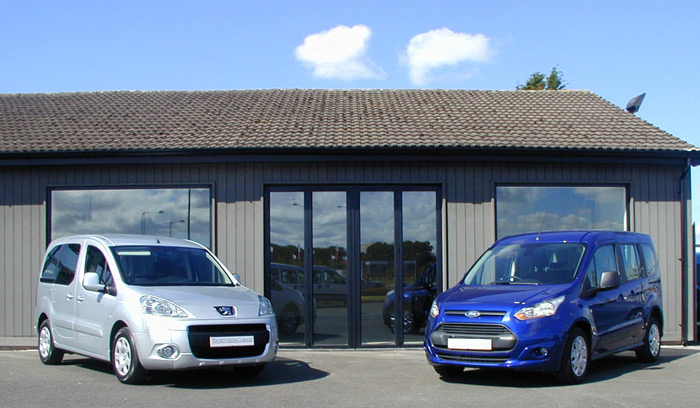 Thorntrees Garage continues to upgrade its facilities with major showroom refurbishment
