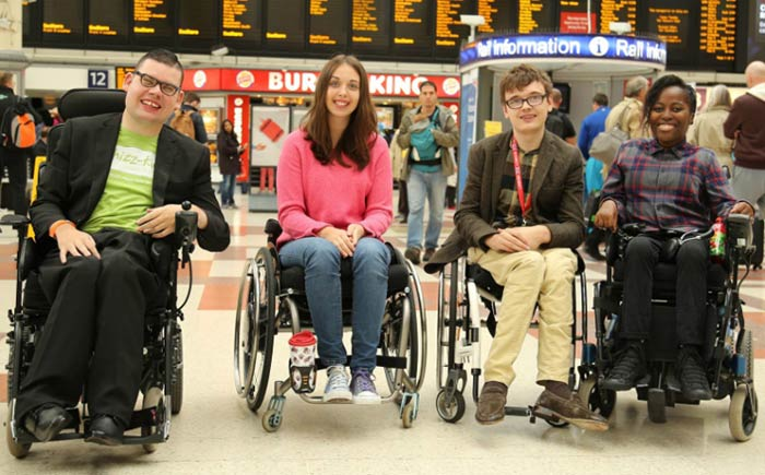 Transport needs to be more inclusive for young wheelchair users