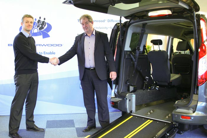 Brotherwood WAVs Now Even More Accessible with Contract Hire from LVC Mobility