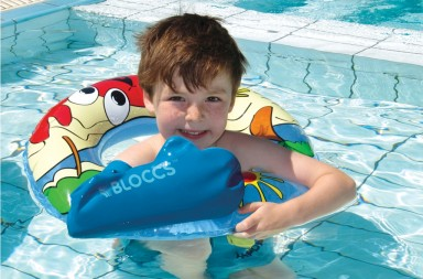Child Short Arm protector- pool