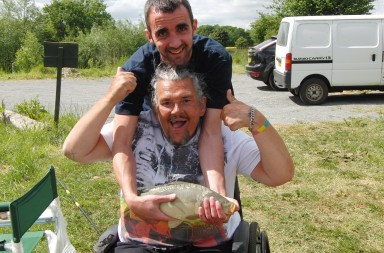 Disabled Angling Forum Wins Award