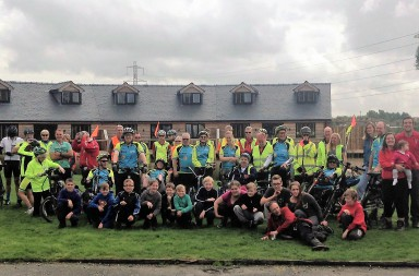 EMpowered & Scouts at Brickhouse Sept 2016