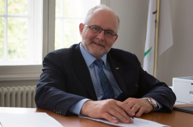 Sir Philip Craven, Bonn, 27.05.2016.