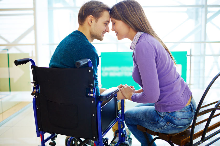 Online dating for adults with disabilities