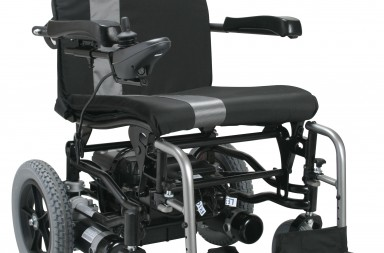The ERGO TRAVELLER Powerchair from KARMA MOBILITY