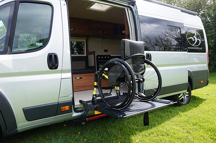 Zero-Rate VAT for Disabled Customers Looking to Buy a New Motorhome