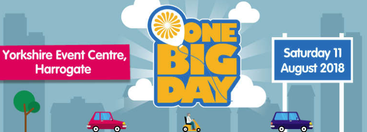 One Big Day Harrogate returns for 2018