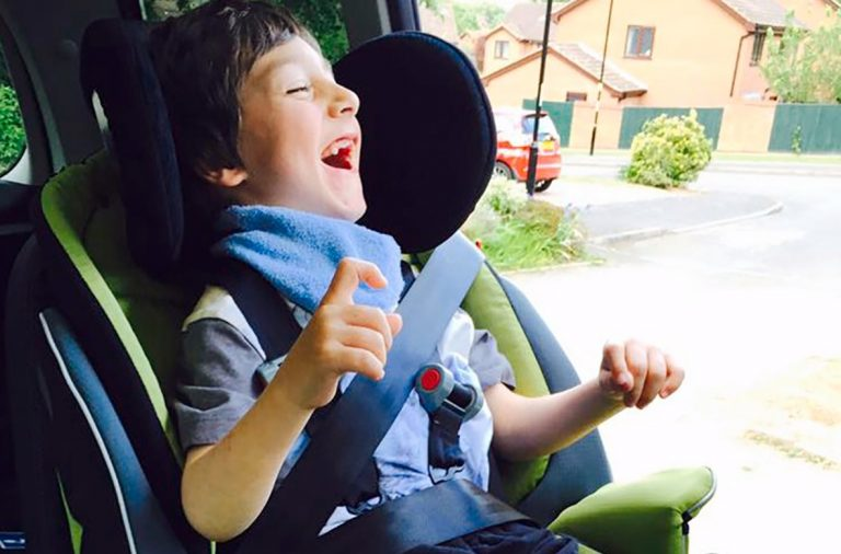 RiDC and Driving Mobility launch awareness campaign regarding car seats for disabled children