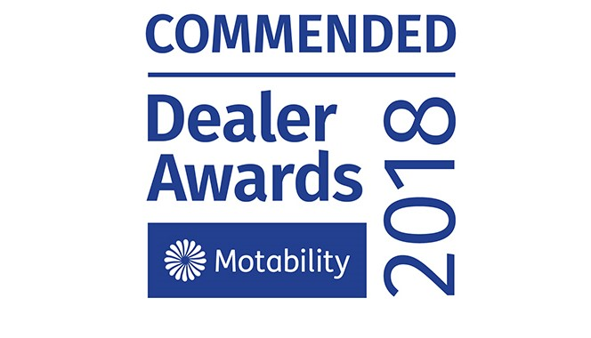 Motability Scheme recognises top performing dealerships