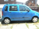 Drive from Wheelchair, Suzuki Wagon R