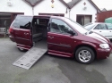 Wheelchair accessible Dodge/Chrysler Voyager