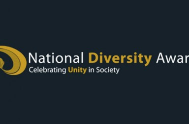 National diversity awards logo