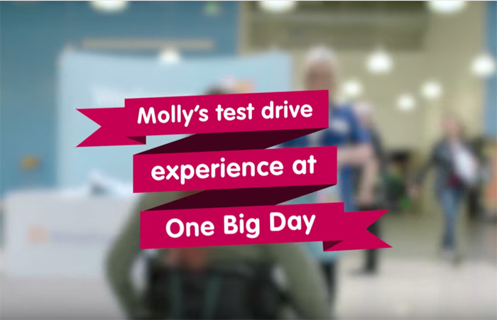 Test drive your perfect car at The Big Event