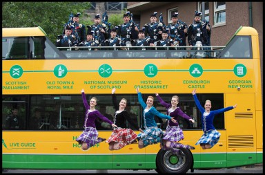 Edinburgh Bus Tours