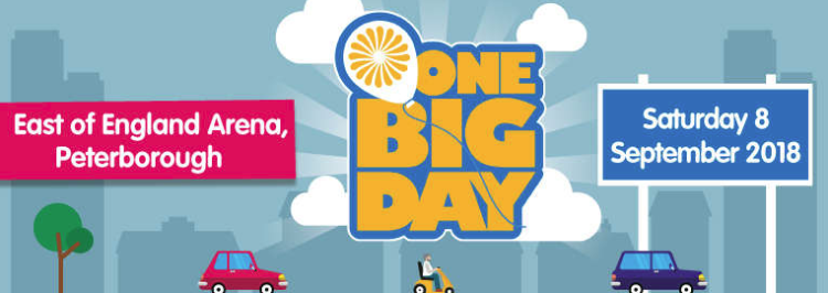 Five things not to miss at One Big Day, Peterborough tomorrow!