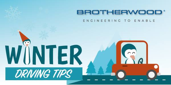 Stay Safe This Winter with BrotherWood Winter Driving Tips