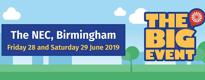 Disability motoring event  returns to Birmingham for 2019