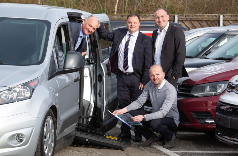 Midlands Automotive Innovator Driving Mobility Forward with HSBC UK Support
