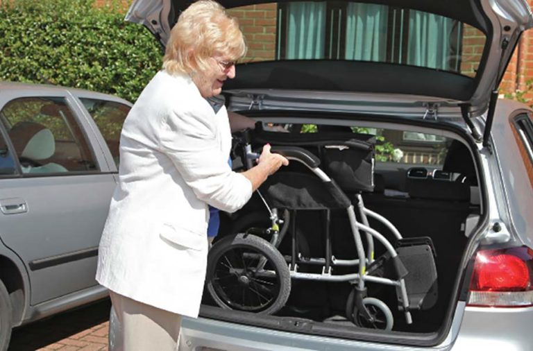 The Motability Scheme offers enhanced mobility with new lightweight wheelchair lease option