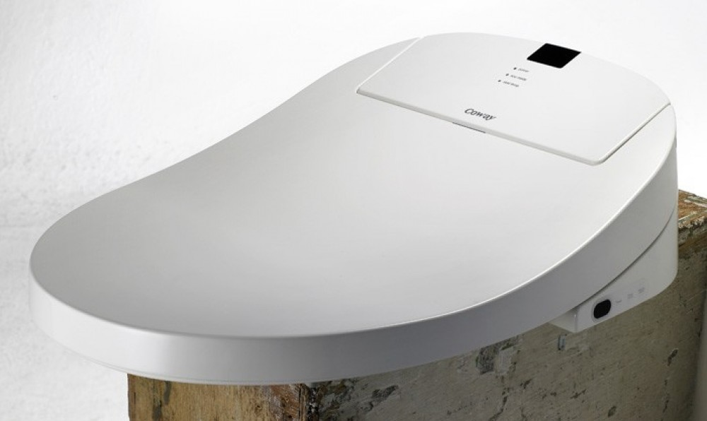 Coway Ba13 Premium Digital Bidet Seat Able Magazine